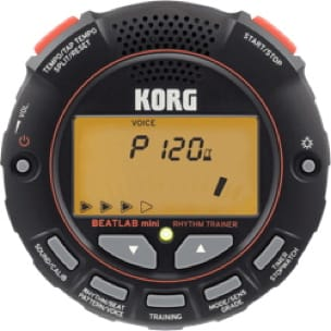 Métronome Electronique - Mini metrónomo de Korg BEATLAB - Accessoire - di-arezzo.es