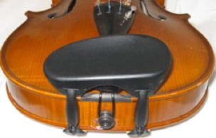 Mentonnière pour Violon - VIOLIN WITTNER Chinrest Size 4/4 - In the center - Accessoire - di-arezzo.co.uk