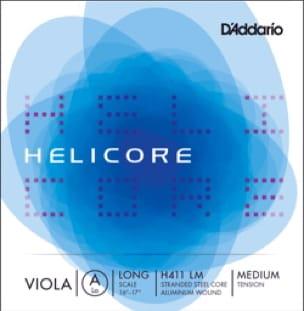 Cordes pour Alto - LA Helicore Alto String from 40 to 42cm, Medium Tie - Accessoire - di-arezzo.com