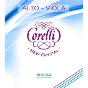 Cordes pour Alto - Corelli Crystal viola string for viola medium - Accessoire - di-arezzo.com