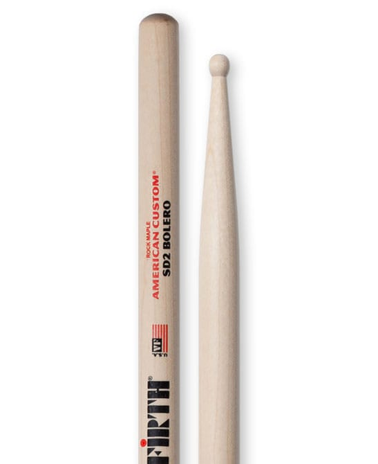Baguettes de Batterie - Vic Firth SD2 Bolero Sticks - Accessoire - di-arezzo.it