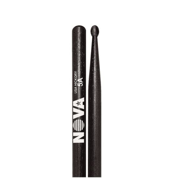 Baguettes de Batterie - Vic Firth Nova Sticks 5AB Olives Wood - Black - Accessoire - di-arezzo.co.uk