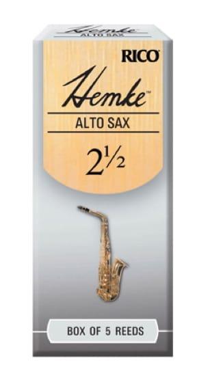Anches pour Saxophone Alto - D'addario Rico Frederick L. Hemke - Alto Saxophone Reeds 2.5 - Accessoire - di-arezzo.com