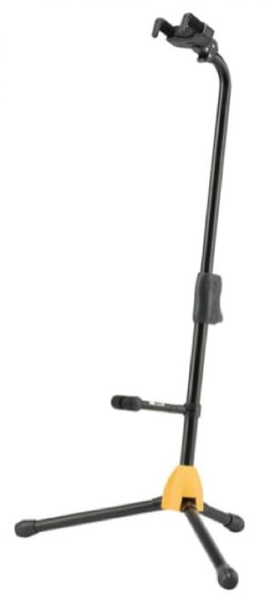Accessoire pour Guitare - Support haut Hercules pour Guitare avec système AGF (GS412B) - Accessoire - di-arezzo.fr