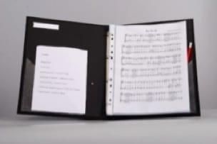 Accessoire pour Chanteur - Partitur für Chorsänger Prélude - Accessoire - di-arezzo.de