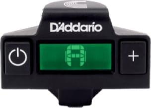 Accordeur pour Guitare - Micro NS Clamp Tuner for D'addario CT15 rosette - Accessoire - di-arezzo.com