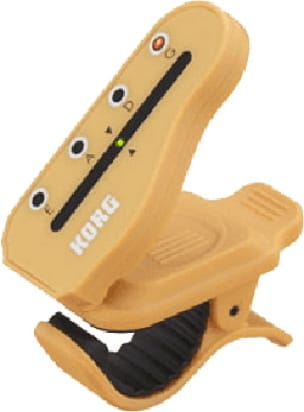 Accordeur à pince Korg HT-B1 Headtune tête basse - laflutedepan.com