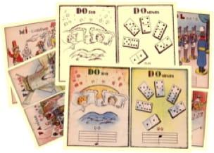 Jeu musical pour enfant - Alfabeto musical para colorear - Accessoire - di-arezzo.es