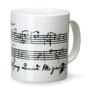 Cadeaux - Musique - Mug - Mug Mozart - Accessoire - di-arezzo.com