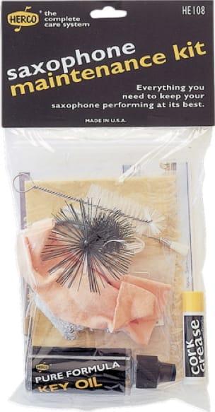 Accessoire pour Saxophone - Kit d'entretien HERCO pour SAXOPHONE - Accessoire - di-arezzo.fr