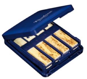 Accessoire pour Instruments à vent - VANDOREN VRC810 Reed Holder 8-Blatt-Klarinetten-Blende, Mib oder Sopransaxophon - Accessoire - di-arezzo.de