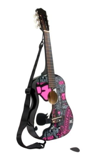Guitare Classique Monster High 78 cm - laflutedepan.com
