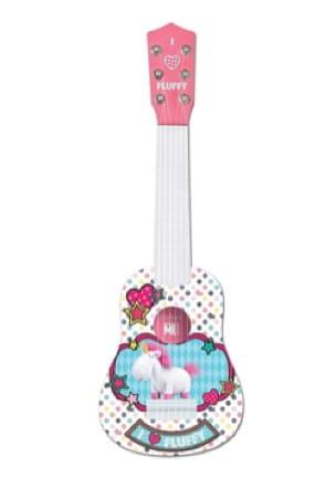 Ma première guitare Fluffy - Moi Moche et Méchant 53 cm - laflutedepan.com