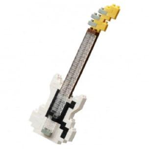 NANOBLOCK - Guitare basse - Jeu musical pour enfant - laflutedepan.com