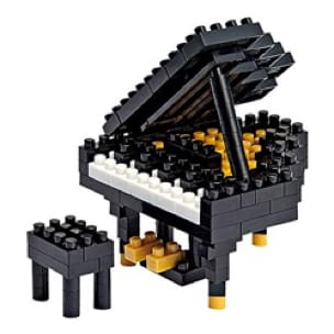 Jeu musical pour enfant - Nanoblock - Piano - Accessoire - di-arezzo.es