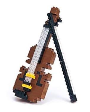 Jeu musical pour enfant - NANOBLOCK - Violin - Accessoire - di-arezzo.com