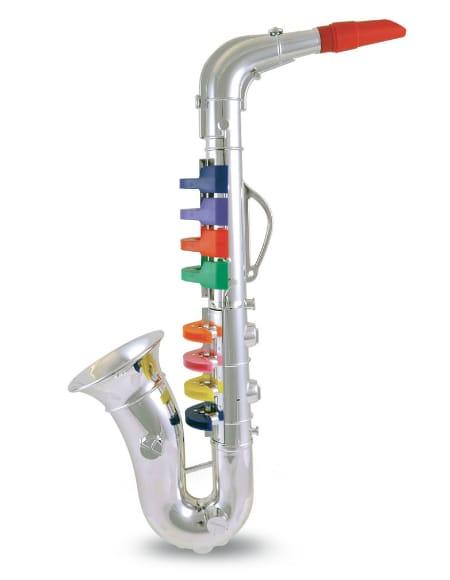 Saxophone jouet Bontempi - Jeu musical pour enfant - laflutedepan.com