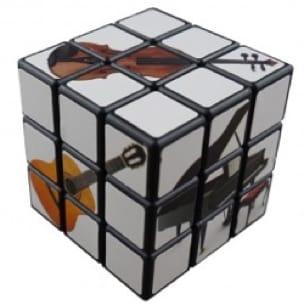 Cadeaux - Musique - Rubik's Cube Music - Accessoire - di-arezzo.com