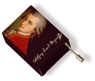 Cadeaux - Musique - Mozart Music Box - A Little Night Music - Accessoire - di-arezzo.com