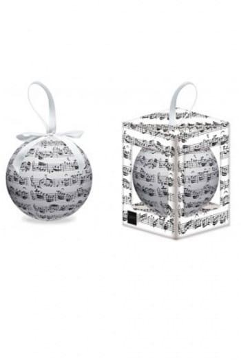 Cadeaux - Musique - Bola de navidad partituras - Accessoire - di-arezzo.es