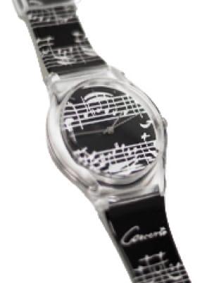 Cadeaux - Musique - Black Concerto wristwatch - Accessoire - di-arezzo.co.uk
