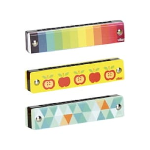 Jeu Musical pour enfant - Wooden harmonica - Children's toy - Accessoire - di-arezzo.co.uk