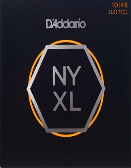 Cordes pour Guitare électrique - Juego de cuerdas D'addario NYXL1046 Nickel Wound Regular Light 10-46 - Accessoire - di-arezzo.es