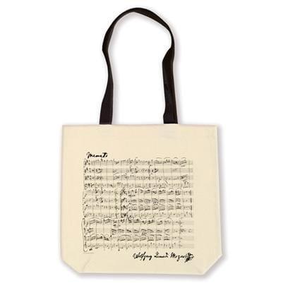 Cadeaux - Musique - Sac Musique en coton - MOZART - Shopper bag - Accessoire - di-arezzo.fr