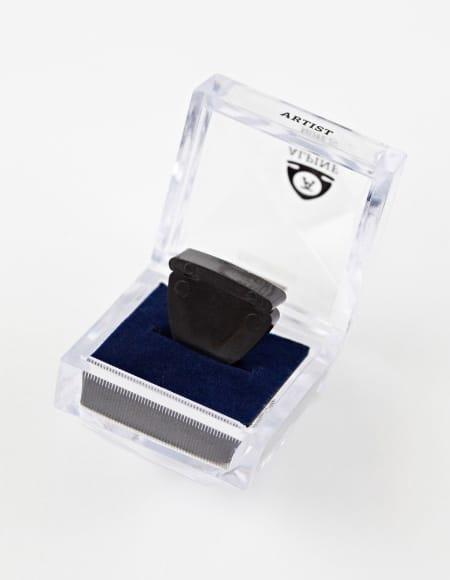 Sourdine - Instruments à cordes - Mute ALPINE Artist Menuhin and his box for VIOLIN or ALTO - Accessoire - di-arezzo.co.uk