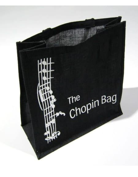 Sac Chopin - Cadeaux - Musique - Accessoire - laflutedepan.com