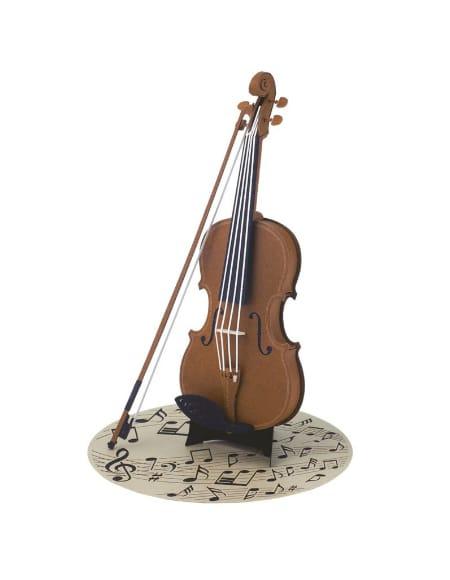 Jeu de construction pour enfant - PAPERNANO Violin - Accessoire - di-arezzo.co.uk