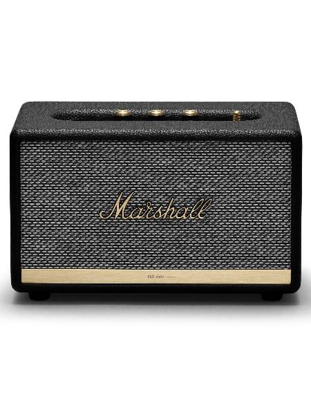 Accessoire pour Musicien - Marshall Acton 2 Black Bluetooth speaker - Accessoire - di-arezzo.co.uk