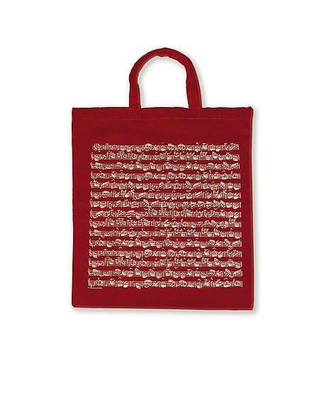 Cadeaux - Musique - Sac Bordeaux - Sheet Music - Accessoire - di-arezzo.co.uk