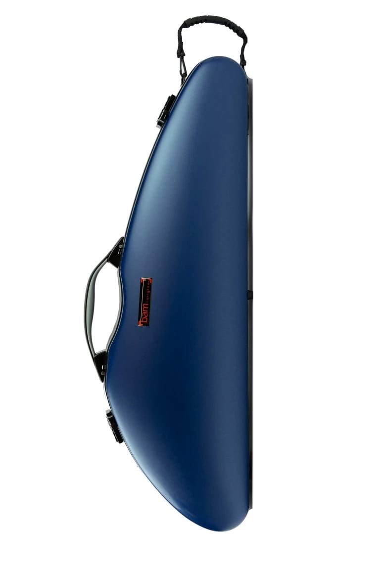 Etui Violon BAM Hightech Slim Bleu - laflutedepan.com