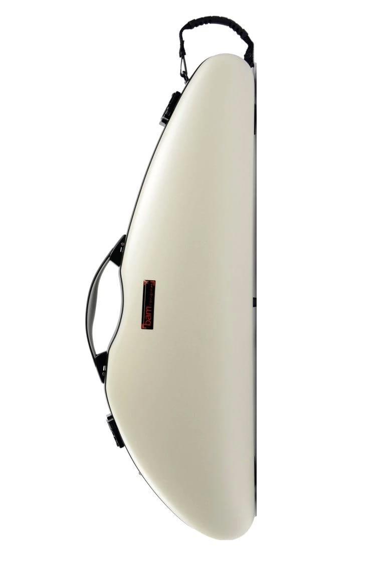 Etui Violon BAM Hightech Slim Blanc - laflutedepan.com
