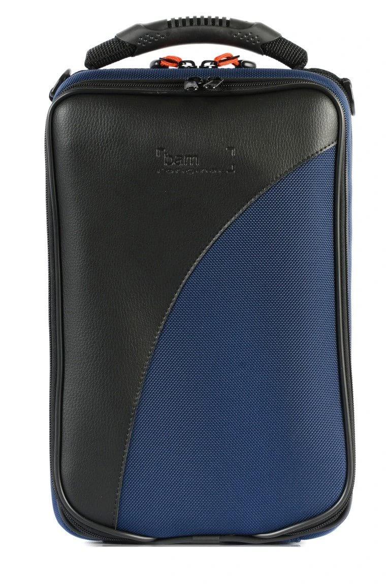 Etui BAM 1 Clarinette Sib Trekking Bleu Marine - laflutedepan.com