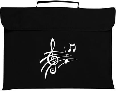 Cartable à Musique - Music bag treble clef - Accessoire - di-arezzo.co.uk