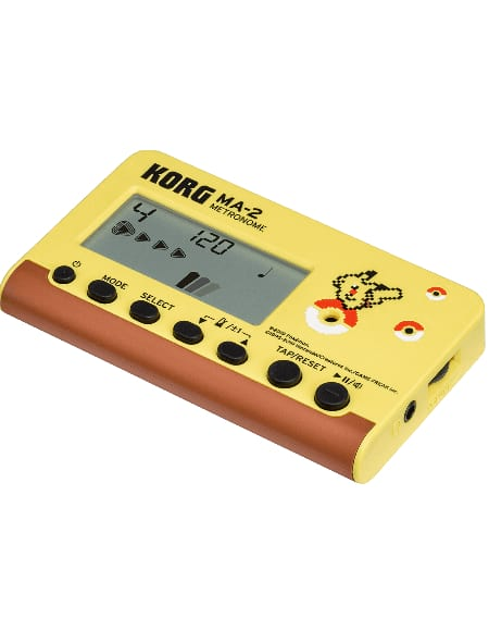 Métronome Electronique - KORG Metronome - MA-2 Pokemon Pikachu - Accessoire - di-arezzo.co.uk