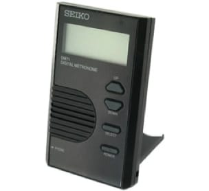 Métronome Electronique - DM-71 BLACK SEIKO - Pocket Metronome - Accessoire - di-arezzo.it