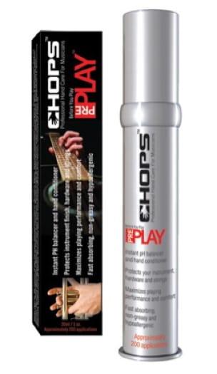 Chops PrePlay Spray Anti-Transpiration - laflutedepan.com