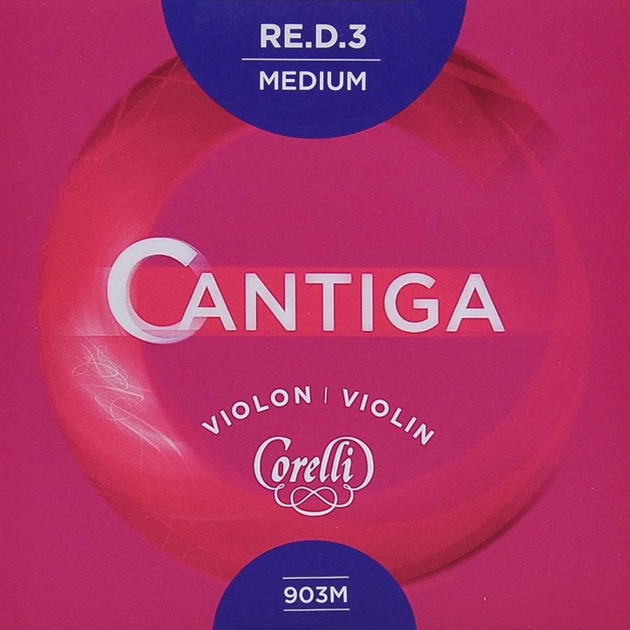 Cordes pour Violon - Rope Only: RE Violin CORELLI CANTIGA Medium Ball - Accessoire - di-arezzo.co.uk