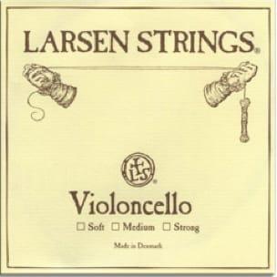 Cordes pour Violoncelle - String of LA LARSEN CELLO medium Solist Edition - Accessoire - di-arezzo.com