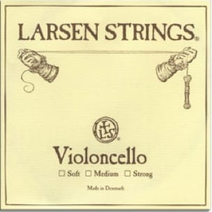 Cordes pour Violoncelle - REARS Larsen Soloist Medium String for VIOLONCELLE - Accessoire - di-arezzo.com