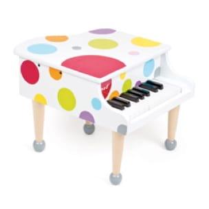 Piano à Queue Confetti JANOD - laflutedepan.com