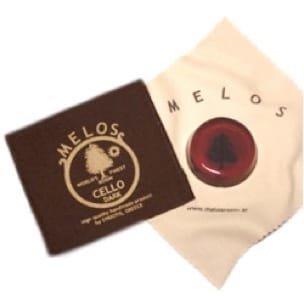 Colophane Foncée MELOS pour VIOLONCELLE - laflutedepan.com