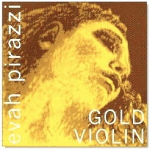 Cordes pour Violon - EVAH PIRAZZI GOLD MI violin string with medium ball - Accessoire - di-arezzo.co.uk