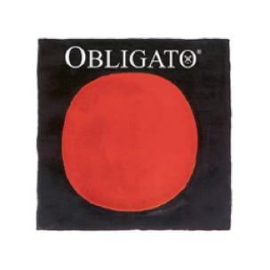 JEU de cordes violon OBLIGATO 3/4-1/2 avec MI boule tirant moyen - laflutedepan.com