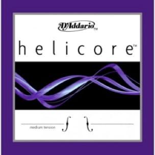 Cordes pour Violoncelle HELICORE™ - 3/4 HELICORE ™ CELLO STRING OF ADDARIO SOL - MEDIUM Tie - Accessoire - di-arezzo.co.uk