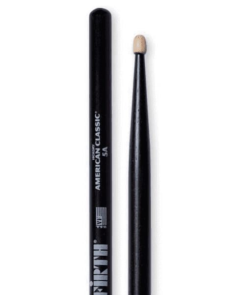 Baguettes de Batterie - Drum Sticks VIC FIRTH Black - 5AB - Accessoire - di-arezzo.it