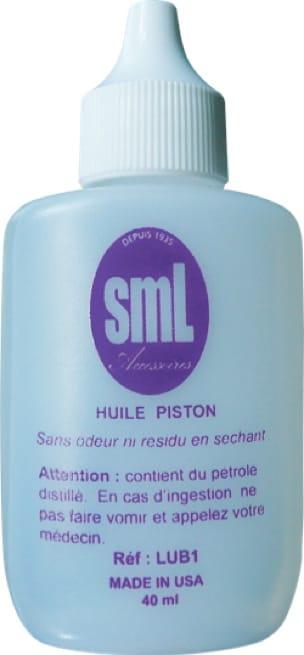 Huile pour piston - SML pour TROMPETTE et CORNET - laflutedepan.com